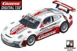 Carrera DIGITAL 132 Porsche GT3 RSR Lechner Racing 1/32 Slot Car 20030828