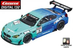 Carrera DIGITAL 132 BMW M6 GT3 Team Falken 1/32 Slot Car 20030844