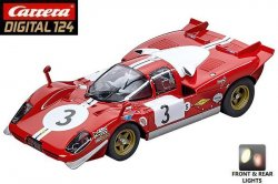 Carrera DIGITAL 124 Ferrari 512S Scuderia Filipinetti 1/24 Slot Car 20023856