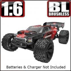 Redcat Racing Shredder Brushless 1/6 RC Monster Truck
