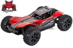 Redcat Blackout XBE PRO Brushless 1/10 RC Buggy RTR Red