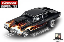 Carrera DIGITAL 132 Chevrolet Chevelle SS 454 1/32 Slot Car 20030849