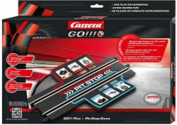 Carrera GO Plus Pit Stop Game