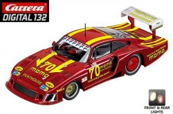 Carrera DIGITAL 132 Porsche 935/78 Moby Dick DRM 1/32 Slot Car 20030855