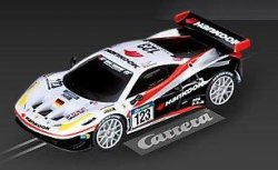 Carrera DIGITAL 143 Ferrari 458 Italia GT2 Hankook 1/43 Slot Car 41353