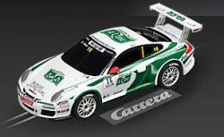 Carrera DIGITAL 143 Porsche GT3 Cup Lechner Racing 1/43 Slot Car 41336