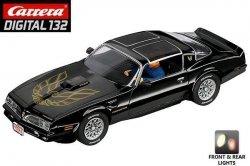 Carrera DIGITAL 132 Pontiac Firebird Trans Am 1:32 Slot Car