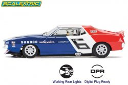 Scalextric AMC Javelin Trans Am Watkins Glen 1:32 Slot Car C3731