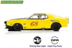 Scalextric AMC AMX Javelin Roy Woods 1:32 Slot Car C3921