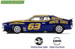 Scalextric AMC Javelin Trans Am Jockos Racing 1:32 Slot Car C3876