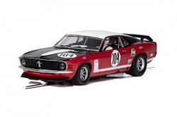 '.Scalextric Ford Mustang Boss.'
