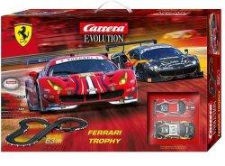 Carrera Ferrari Trophy Slot Car Set