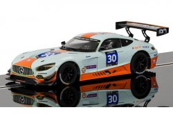'.Scalextric Mercedes AMG GT3.'