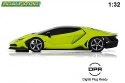 Scalextric Lamborghini Centenario - Green C3957