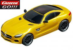 Carrera GO Mercedes-AMG GT Coupe 1/43 Slot Car 20064119