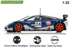 Scalextric McLaren F1 GTR Gulf C3969