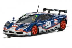 '.Scalextric McLaren F1 GTR Gulf.'