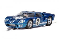 '.Scalextric Ford GT40 Sebring.'