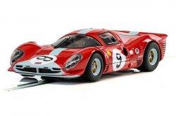 '.Scalextric Ferrari 412P Brands.'