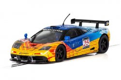 '.Scalextric McLaren F1 GTR FIA.'