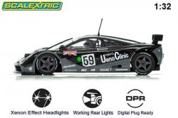 Scalextric McLaren F1 GTR Limited Edition C3965A
