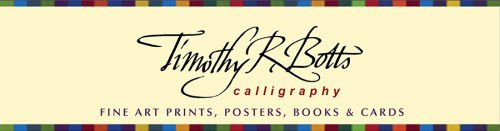 Tim Botts Calligraphy