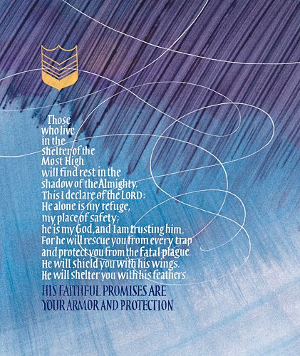 Psalm 91:1-4 by Tim Botts