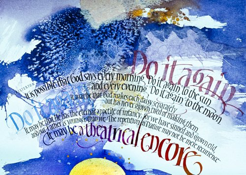 Theatrical Encore by G.K. Chesterton