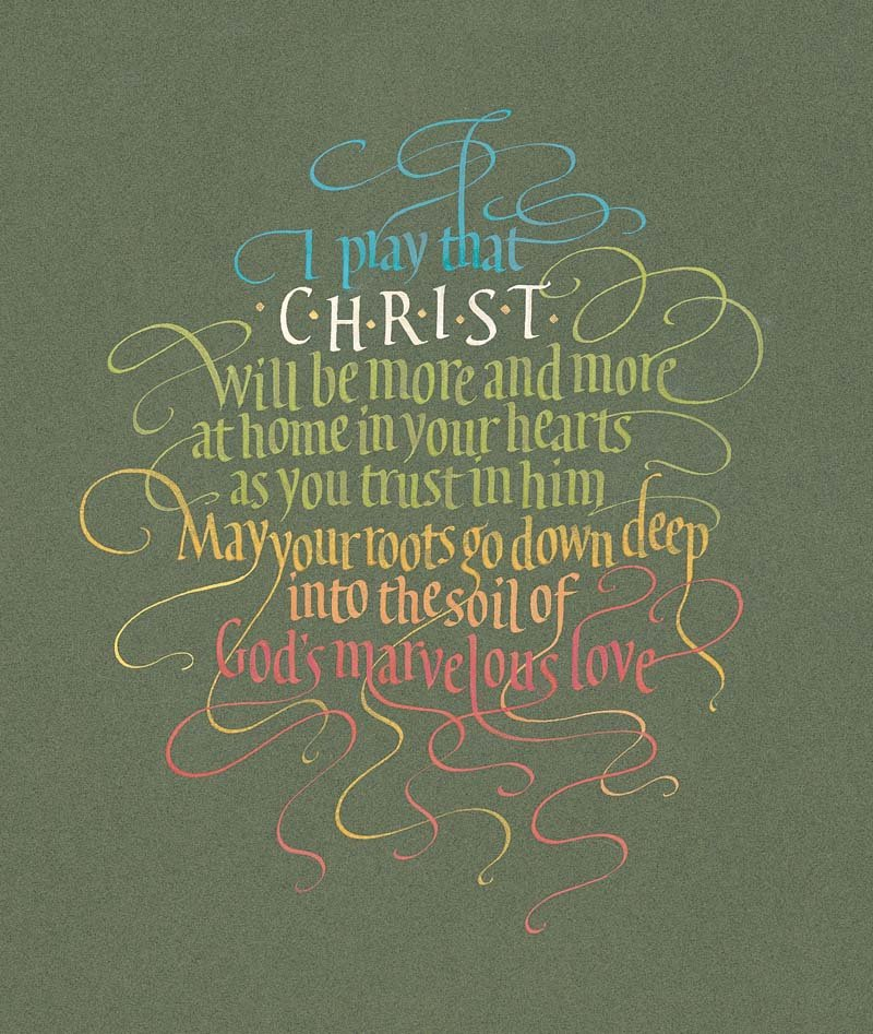 Image 0 of Ephesians 3:17 #439