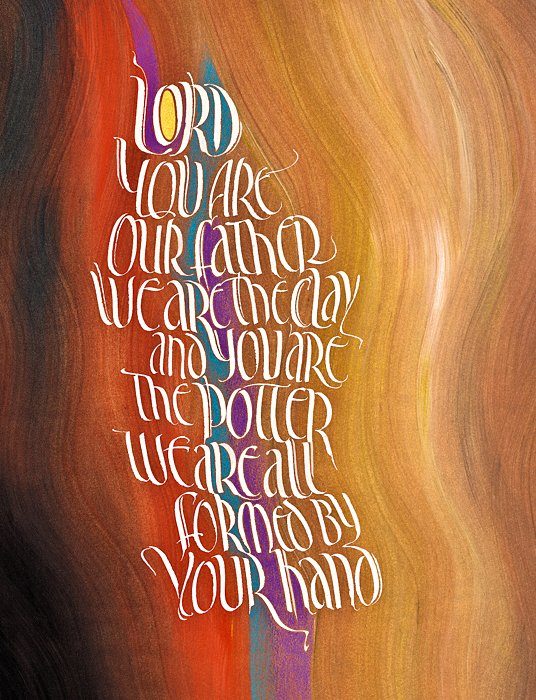 Isaiah 64:8 by Tim Botts