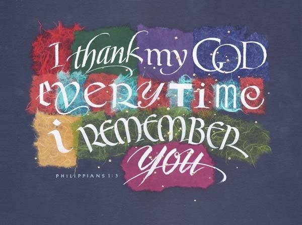 Philippians 1 3 463