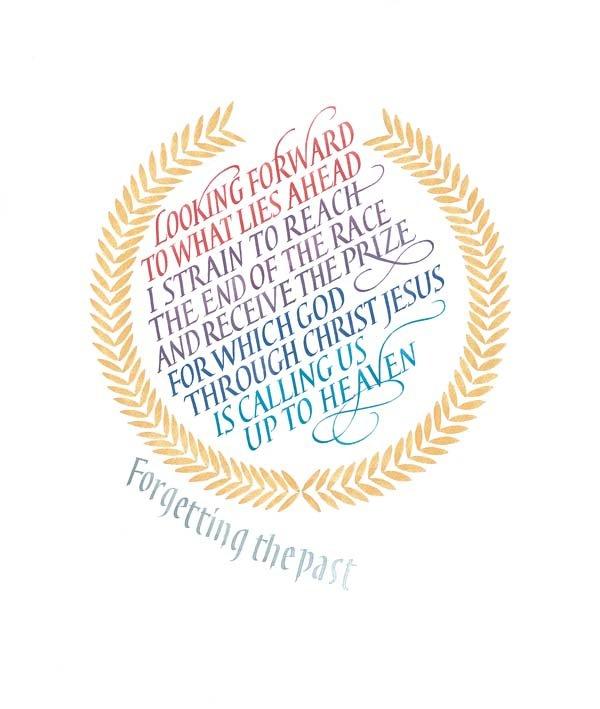 Image 0 of Philippians 3:13,14 #465