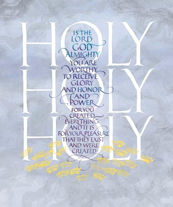 Image 0 of Revelation  4:8,11 #477