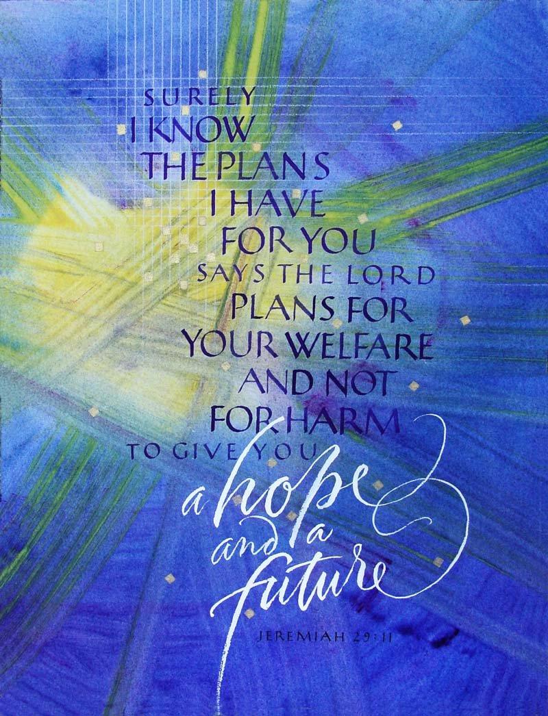 Jeremiah 29 11 A 311