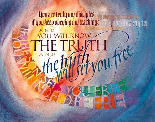 John 8:31-32, 36 by Tim Botts