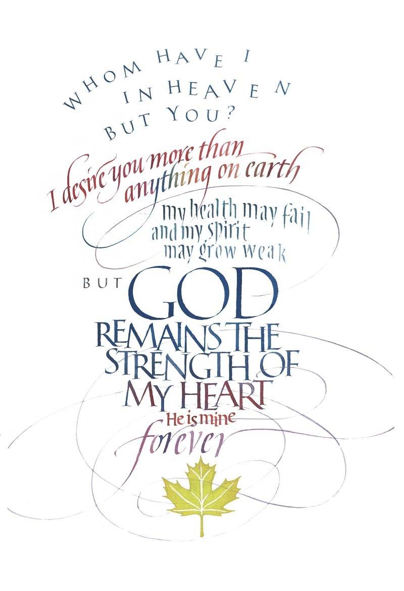 Psalm 73 25 26 369