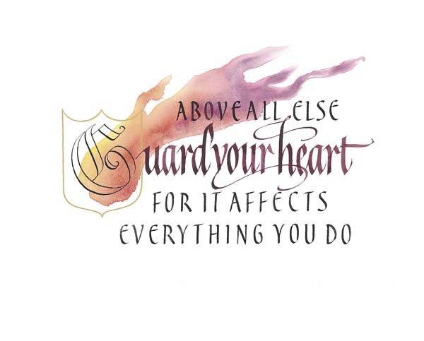 Image 0 of Proverbs  4:23 #491