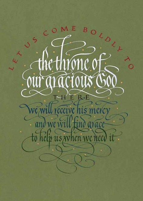 Image 0 of Hebrews  4:16 #498
