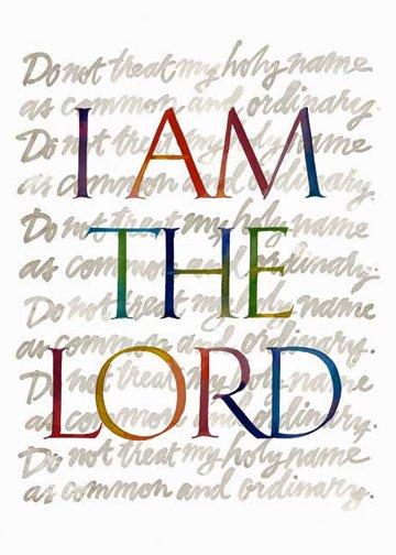 Image 0 of Leviticus 22:32,33 #805