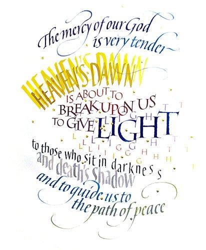 Luke 1:78-79 by Tim Botts