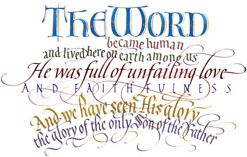 John 1:14 by Timothy R. Botts