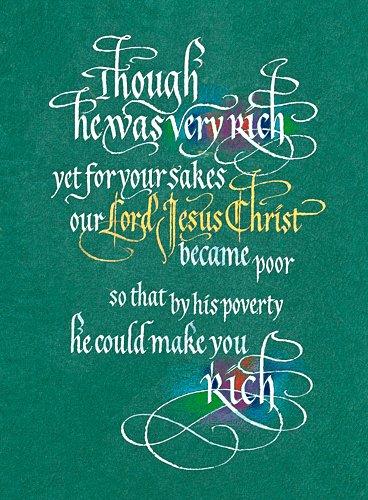 2 Corinthians 8:9 by Tim Botts