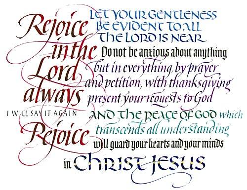 Philippians 4:4-8 by Tim Botts