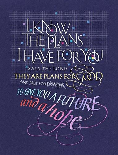 Jeremiah 29:11-C by Tim Botts