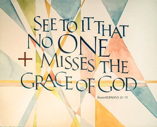 Hebrews 12:15 by Tim Botts