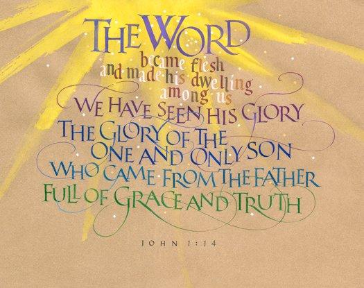 John 1:14-B by Tim Botts