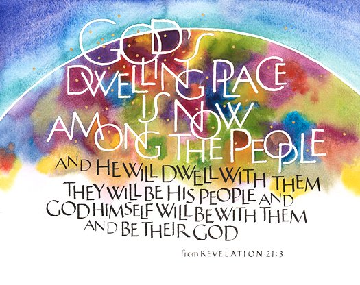 Revelation 21:3 by Tim Botts