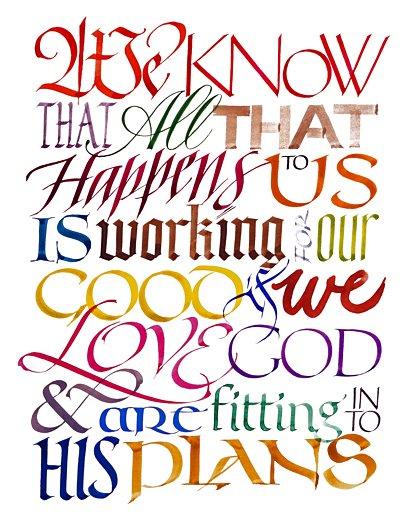 Romans 8:28-A by Tim Botts