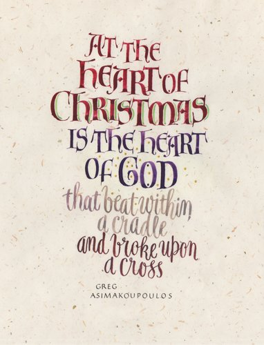The Heart Of Christmas.The Heart Of Christmas 3025