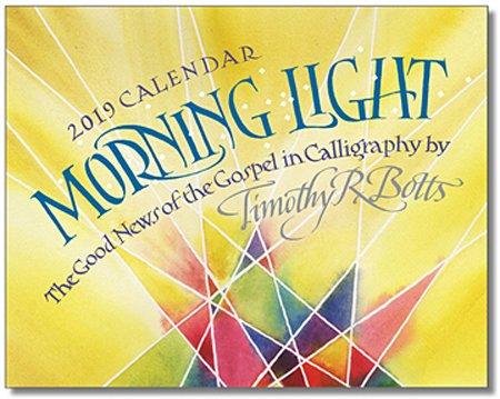 2019 Morning Light Calendar